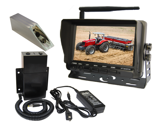 Forklift - Reach Truck Wireless Camera System  SP-7700H2W