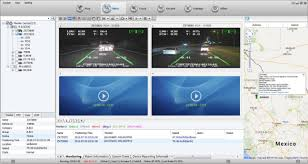 MRF700 Fatigue, Distraction & Forward Collision Warning FCW Dual Cam